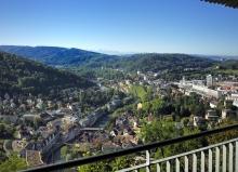 Hertenstein-Chänzeli auf der Chänzeli-Tour in Baden