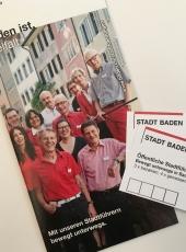 """Abo """"4 für 3"""" öffentliche Stadtführungen in Baden"""