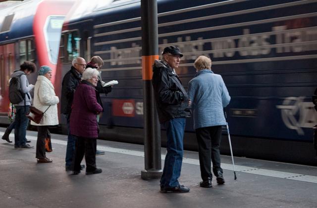 Angebote für Senioren in Baden - Senioren am Banhof Baden