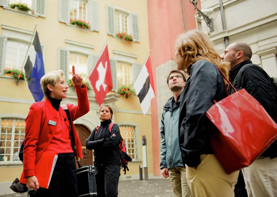 Neu in Baden: Führungen