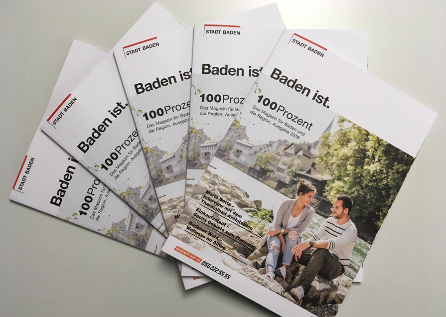Neu in Baden