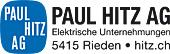 Beteiligte Unternehmung Projekt Gemeinsam die Zukunft bauen - Paul Hitz AG Rieden bei Baden