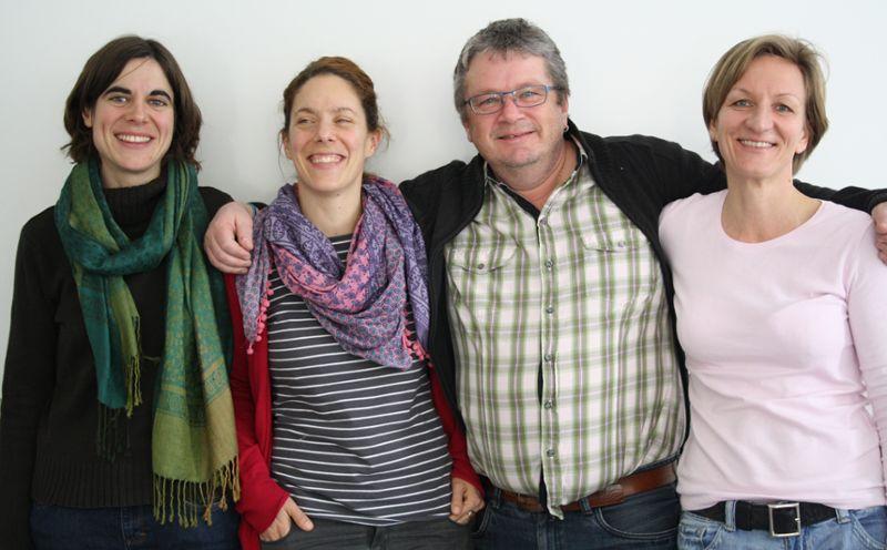 Team Schulsozialarbeit Stadt Baden