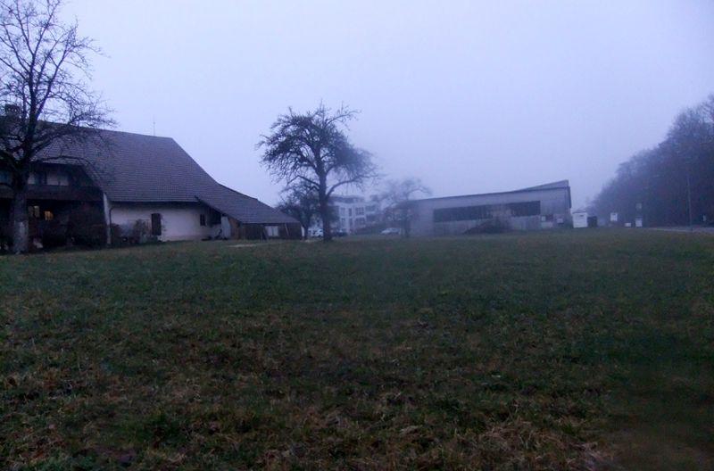 Baurecht, Pachtland in der Stadt Baden - unverbautes Landstück in Rütihof