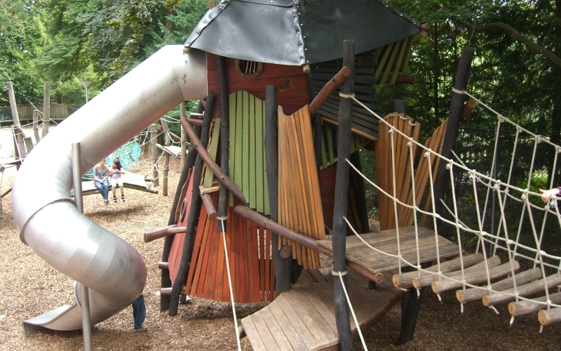 Playground Tannegg in Baden