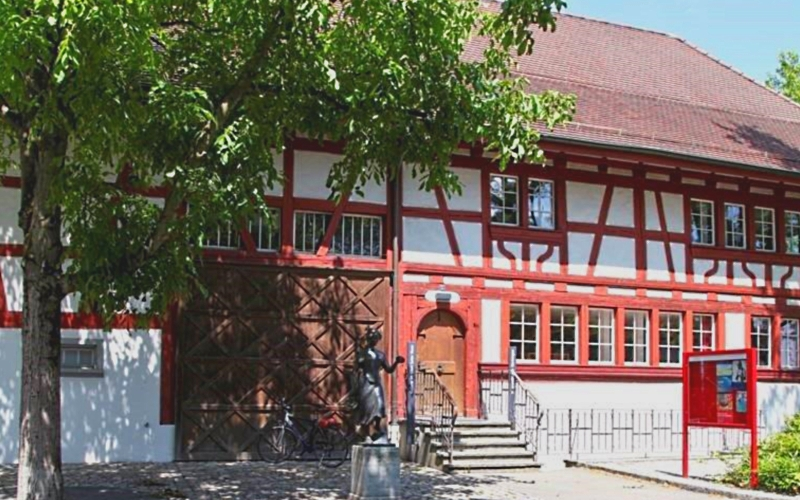 Wettingen Puppet Theatre in the Gluri Suter Huus