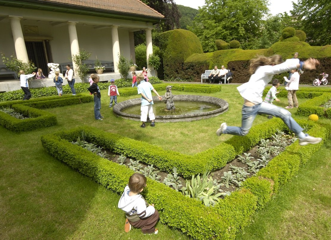 Leisure activities for children in Baden