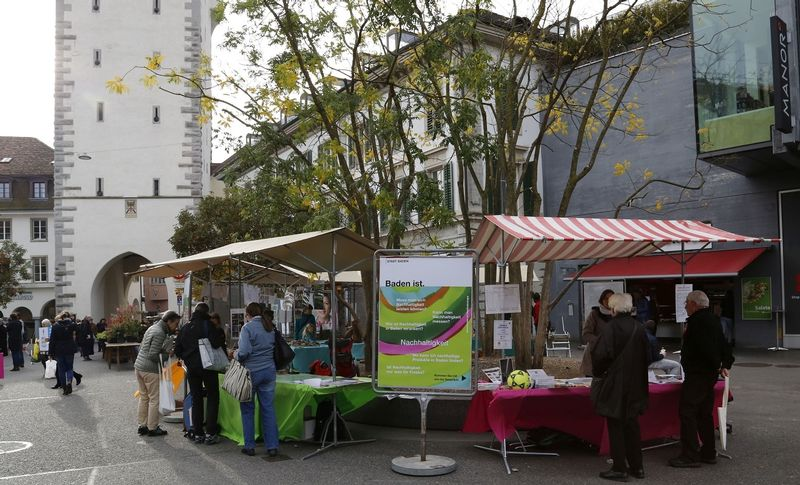 Standaktion Stadtökologie und Stadtforstamt