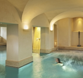 Novum Spa at Hotel Limmathof Baden