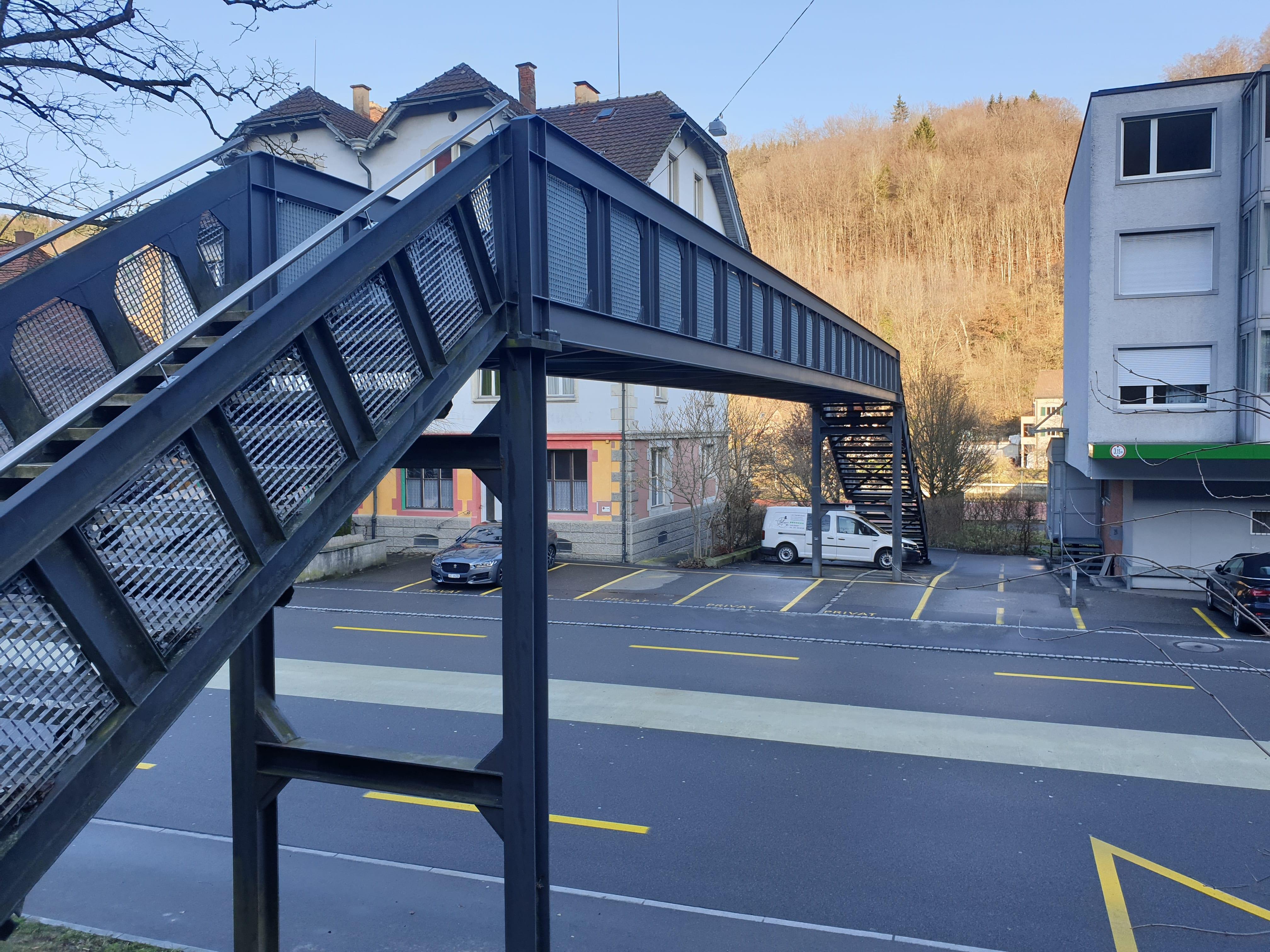 Kunstbauten der Stadt Baden