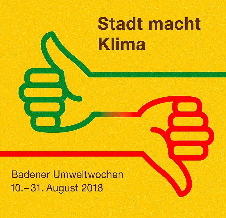 Logo Badener Umweltwochen