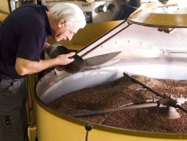Betriebsbesichtigung Kaffeerösterei - Rahmenprogramm Baden