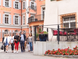 Voyage Culinaire - Rahmenprogramm Baden
